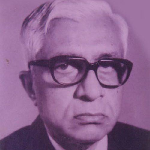 Mr. K. A. Malik (Ex MP)