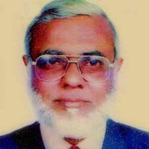 Mr. M. A. Razzaque Chowdhury